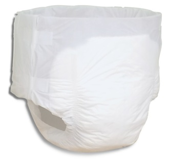 Absorbency Plus fitted brief
