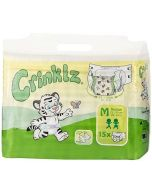 Crinklz (Original) Adult Diaper Brief for Incontinence