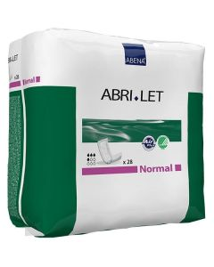 XPMedical - Abena Abri-Let Normal - 13 x 4.5 Inch Pad