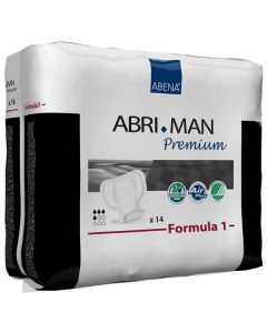 XPMedical - Abena Abri-Man Formula 1 Guards
