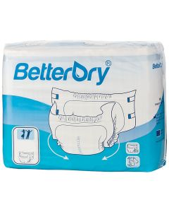BetterDry Brief - Plastic Backed