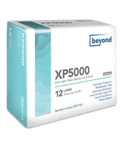 Beyond XP 5000 - Plastic Backed Overnight Brief