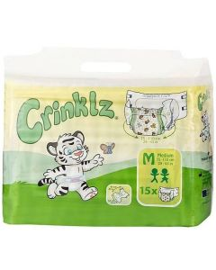 Crinklz Brief  (Original) - Plastic Backed