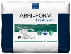 Abena Abri-Form Premium 2 Super Adult Diaper Brief for Incontinence