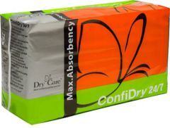 ConfiDry 24/7 Maximum Absorbency Briefs - Plastic Backing