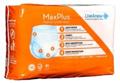 LiveAnew MaxPlus Pull-on Underwear