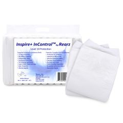 RearZ Inspire InControl Diapers - Plastic Backing