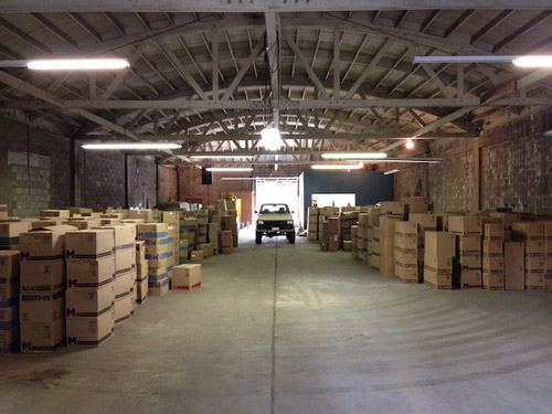 XP Medical Moves to a bigger incontience product warehouse